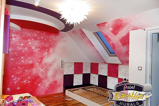 price space wall murals 1