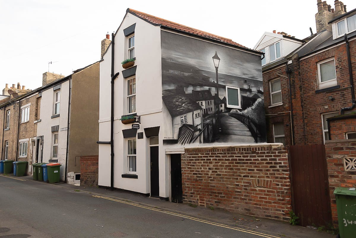 Wall Mural Whitby